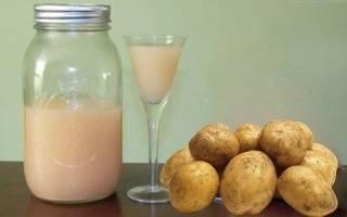 Как пить картофельный сок при панкреатите?