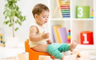 Чем и как лечить понос у ребенка до пяти лет?