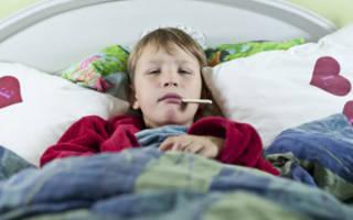 Что делать если у ребенка болит живот, поднялась температура и началась рвота?