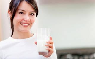 Можно при пищевом отравлении ли пить кефир?