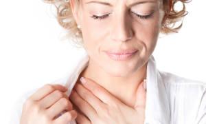 Каковы причины постоянной отрыжки воздухом и кома в горле