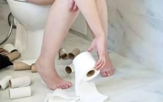 Возможные причины проявлений кашеобразного стула у взрослых