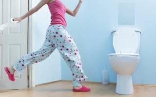 Причины и лечение частого поноса у взрослого