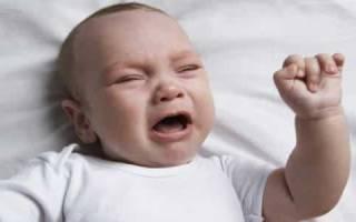 До какого возраста продолжаются колики у новорожденных?