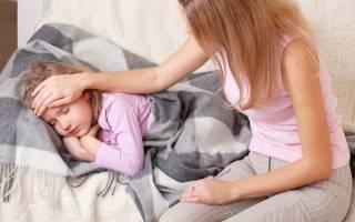Почему ребенка рвет желчью?