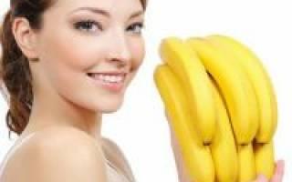 Помогают ли бананы при поносе у детей и взрослых?