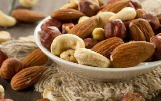 Допустимость употребления орехов при панкреатите