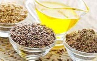 Рецепты с семенами льна для лечения поджелудочной железы