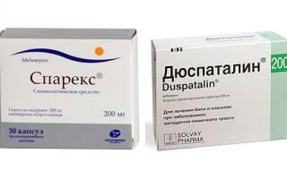 Действие препарата Спарекс при панкреатите