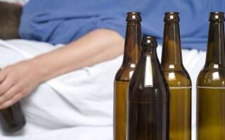 Отравление алкоголем, что нужно делать дома