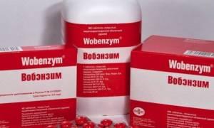 Как правильно использовать вобэнзим от панкреатита?