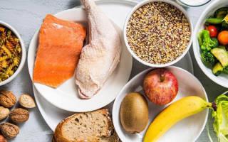 Рекомендуемая диета при гастрите желудка, меню на неделю