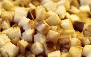 Можно ли есть сухари при панкреатите?