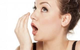 Причины и лечение неприятного запаха изо рта от желудка