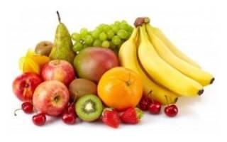 Какие фрукты можно употреблять при гастрите?