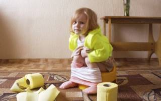 Почему ребенка до 3 лет могут беспокоить запоры, какие слабительные и народные средства помогут
