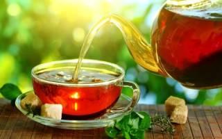 Растройство пищеварительного тракта: крепкий чай от поноса