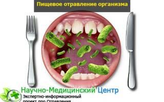 Эффективные таблетки от пищевого отравления