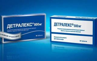 Отзывы о препарате детралекс при геморрое и показания к применению