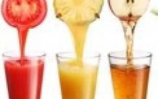 Какой сок можно при панкреатите?